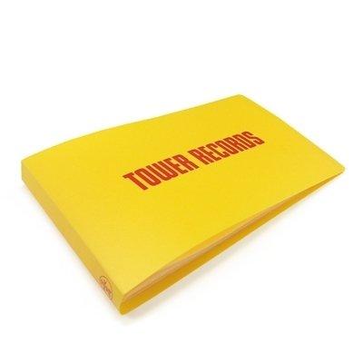 TOWER RECORDS(タワーレコード) チケットファイル YELLOW