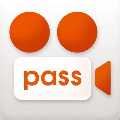 ビデオパスのロゴ