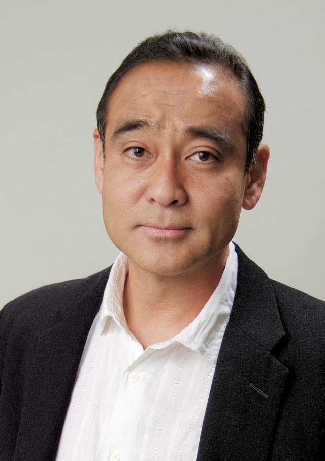 一つ目役:松山鷹志