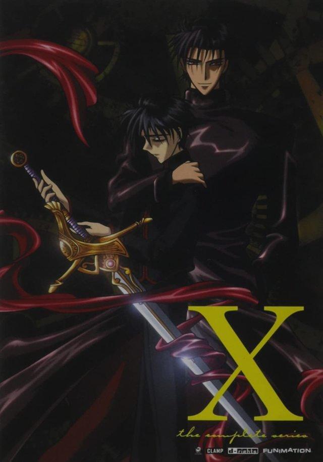 『X』DVD