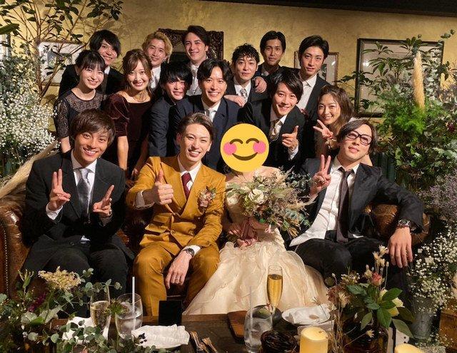 塩田康平さんの結婚式
