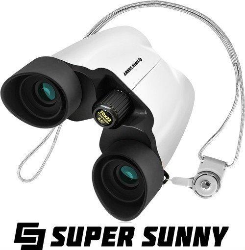 SuperSunny(スーパーサニー) 双眼鏡 コンサート 10倍 10x22